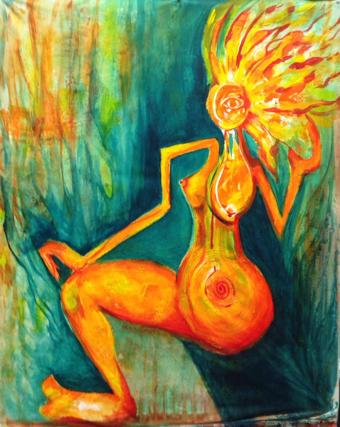 Déese de Lumière Karibe