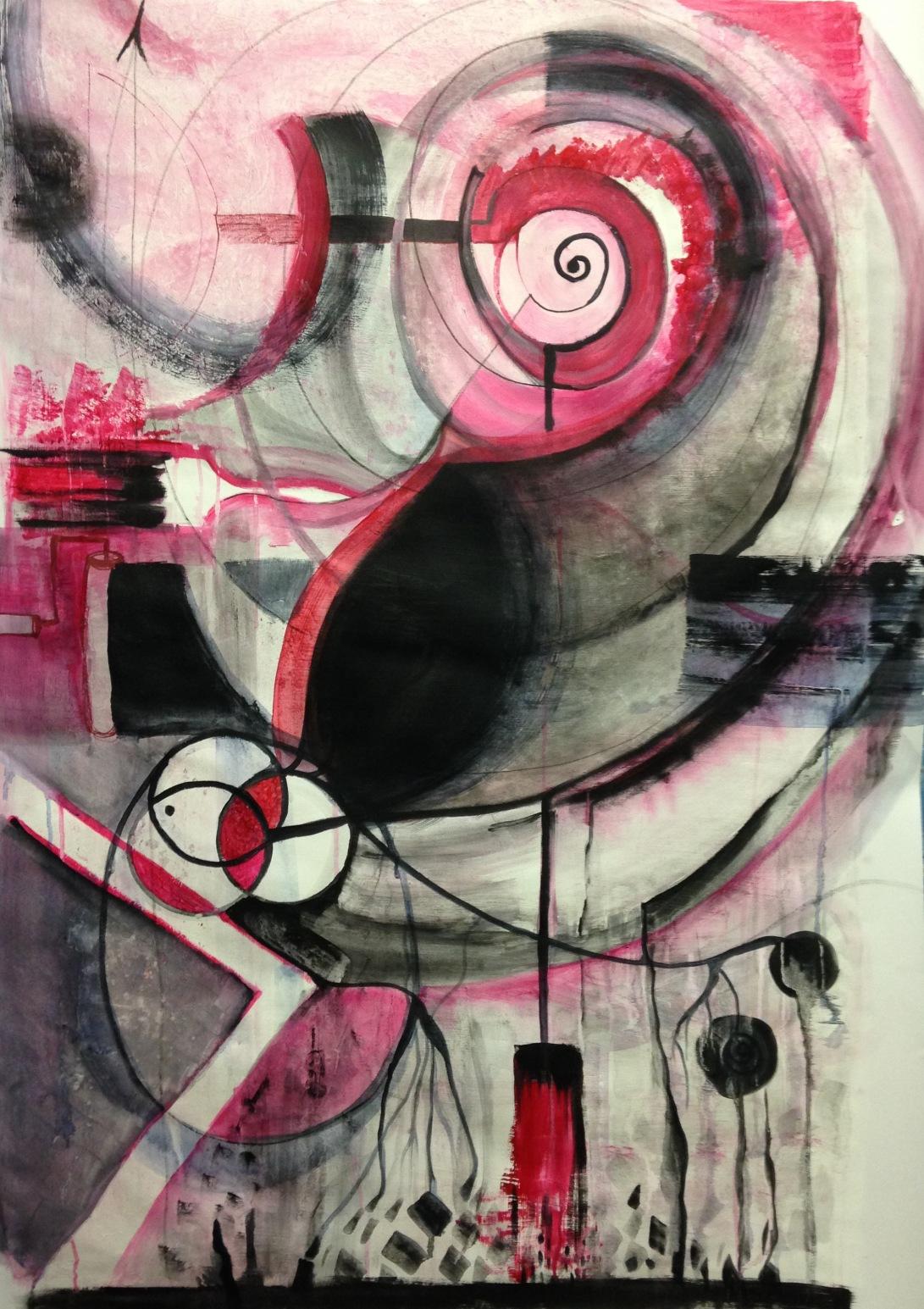 Abstraction Urbaine I